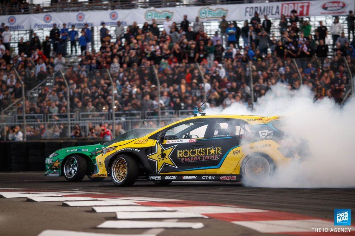 2018 Formula DRIFT Season Opens With Excitement And Drama On The Streets Of Long Beach