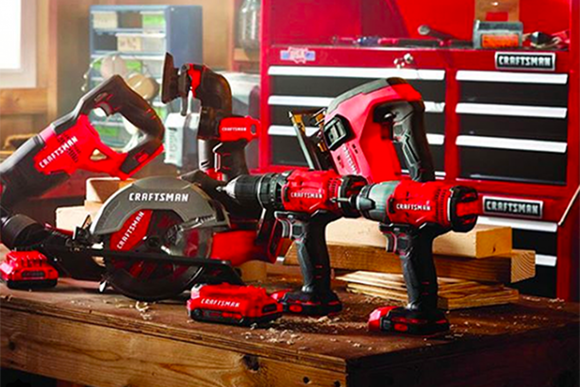 Checking Out New Craftsman Tools - #CRAFTSMANLAUNCH