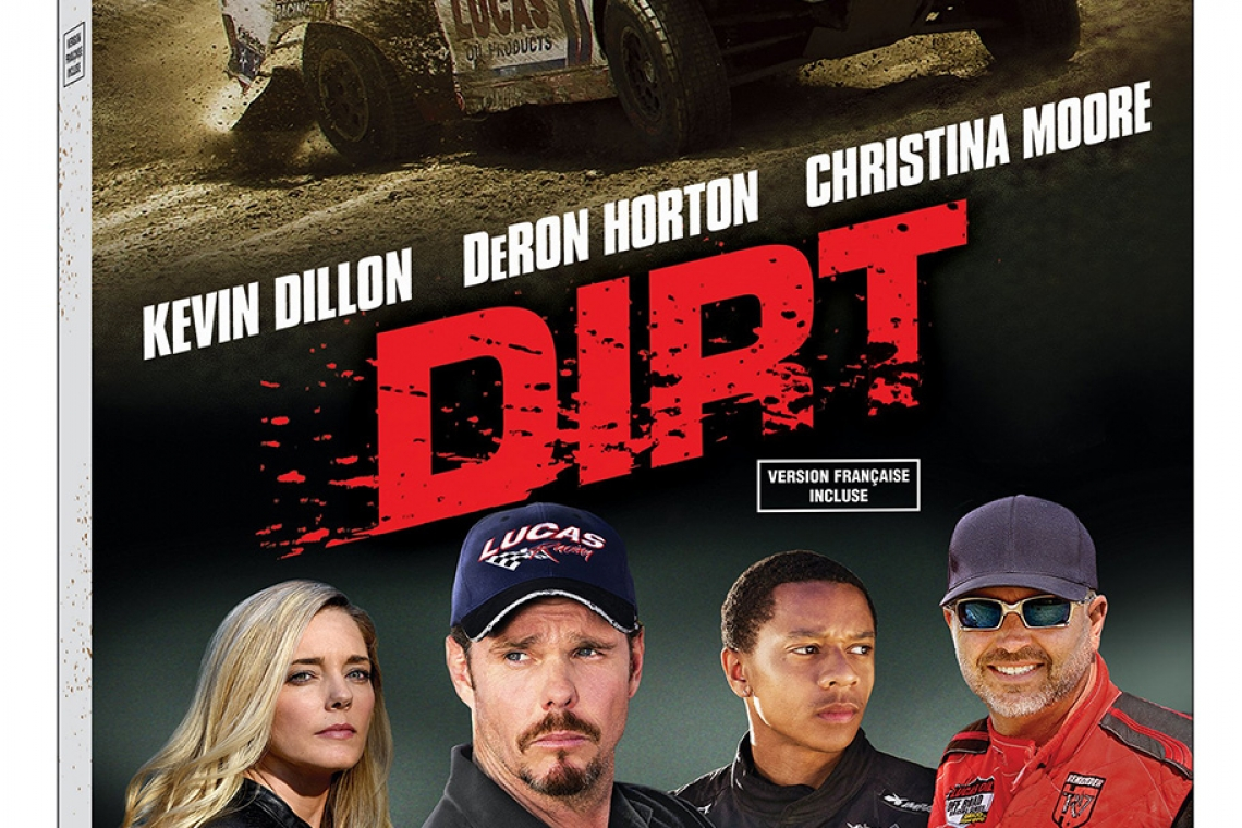 Dirt: Own it Now on Digital or on DVD 3/20