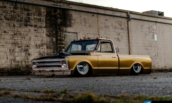 Gold Standard: A Hot Rod C-10 Fusion Of Old And New