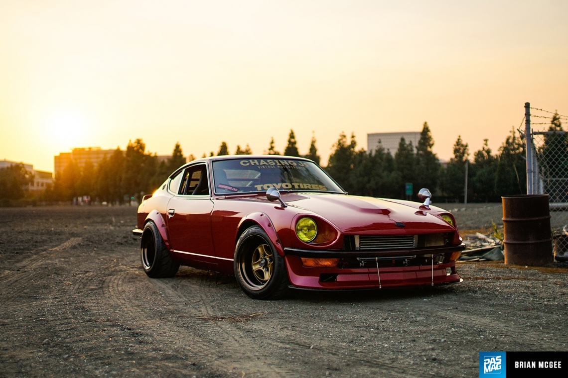 From A To Z: The Magnum Opus Of A Datsun Builder That Stole The Show At SEMA