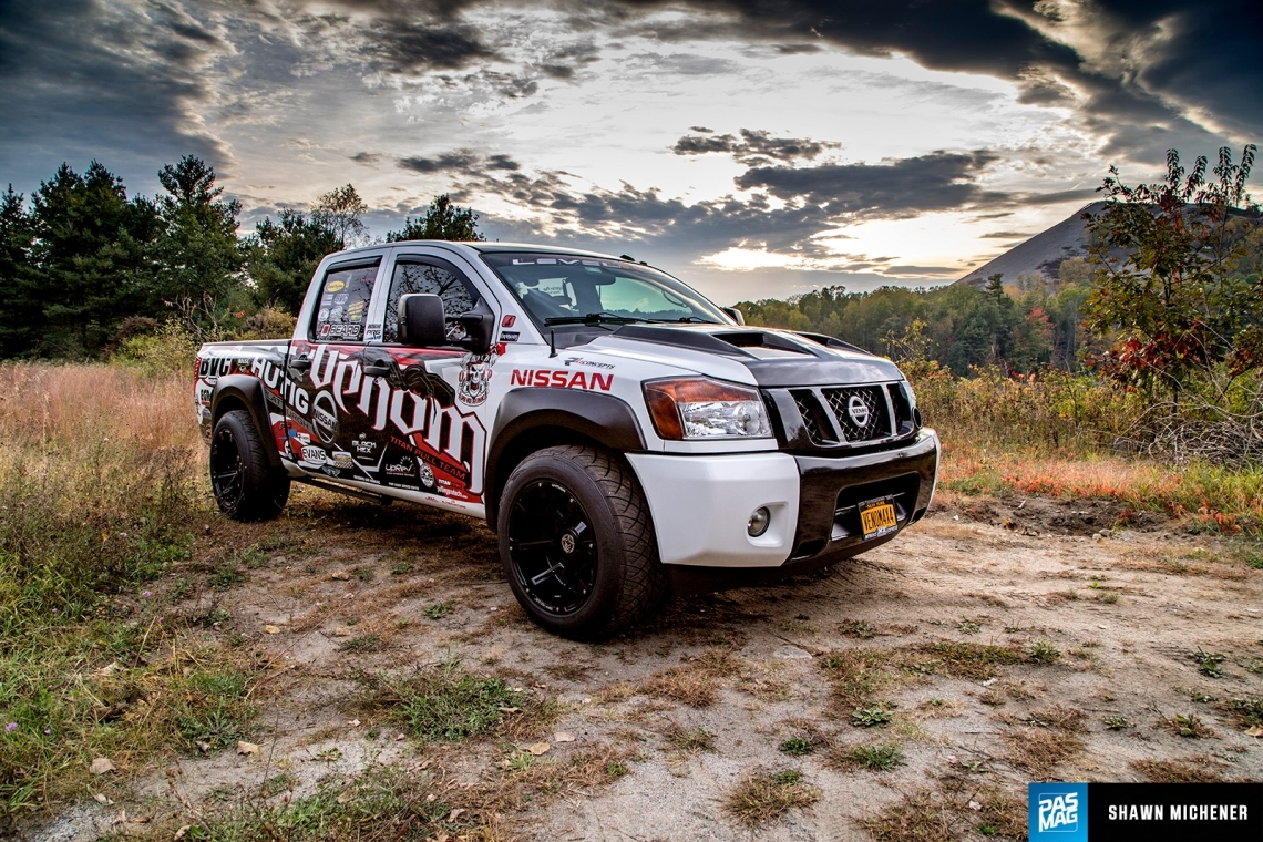 Remember The Titan: The World's Fastest Nissan Titan is a Dual-Purpose Racer