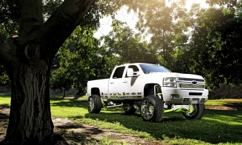 California Love: Keith Young's 2011 Chevrolet Silverado 2500HD