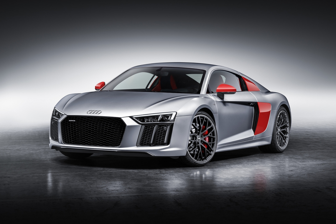 Audi Sport Limited Edition Audi R8 is an Aesthetics Package Only