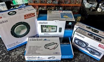 A Great Street Car Needs Great Audio: Thanks Clarion!