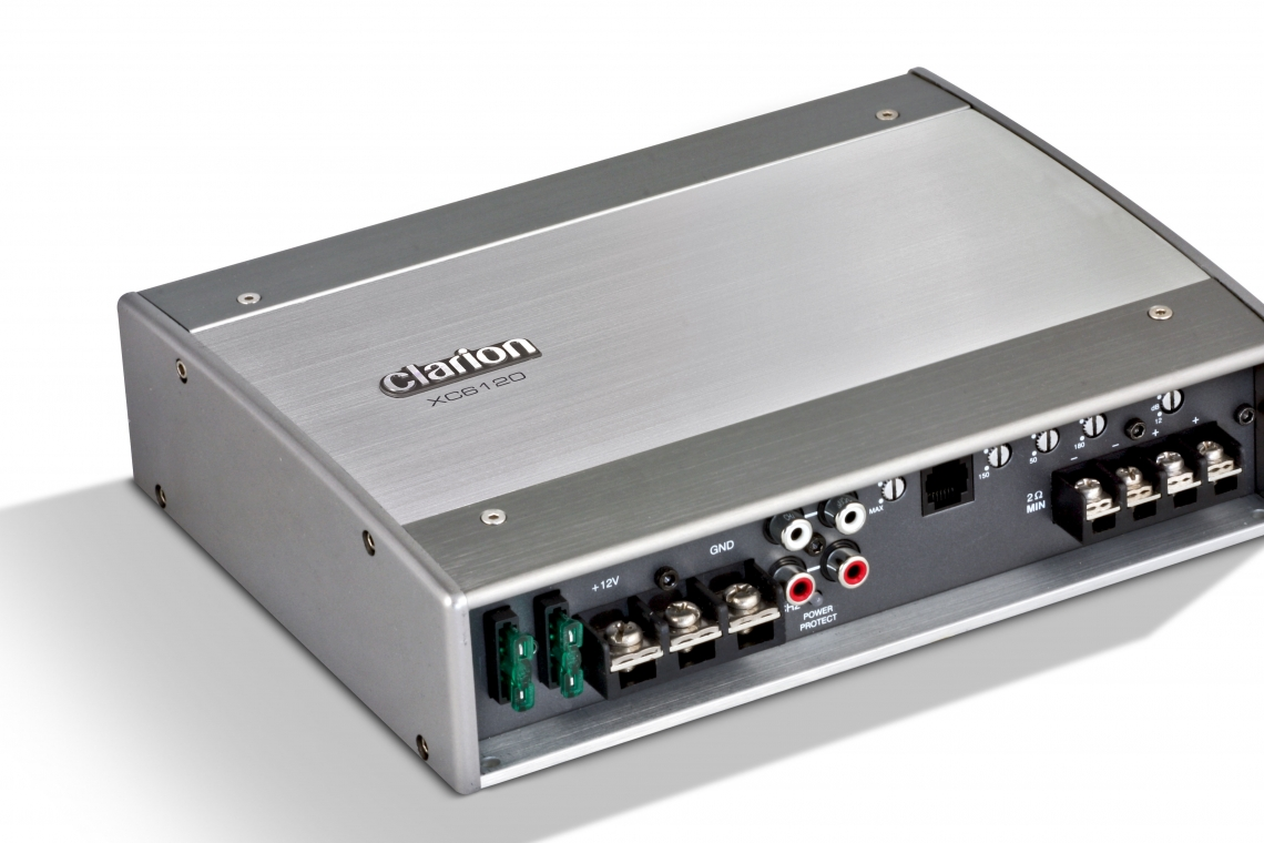 Clarion XC6120 Amplifier Review
