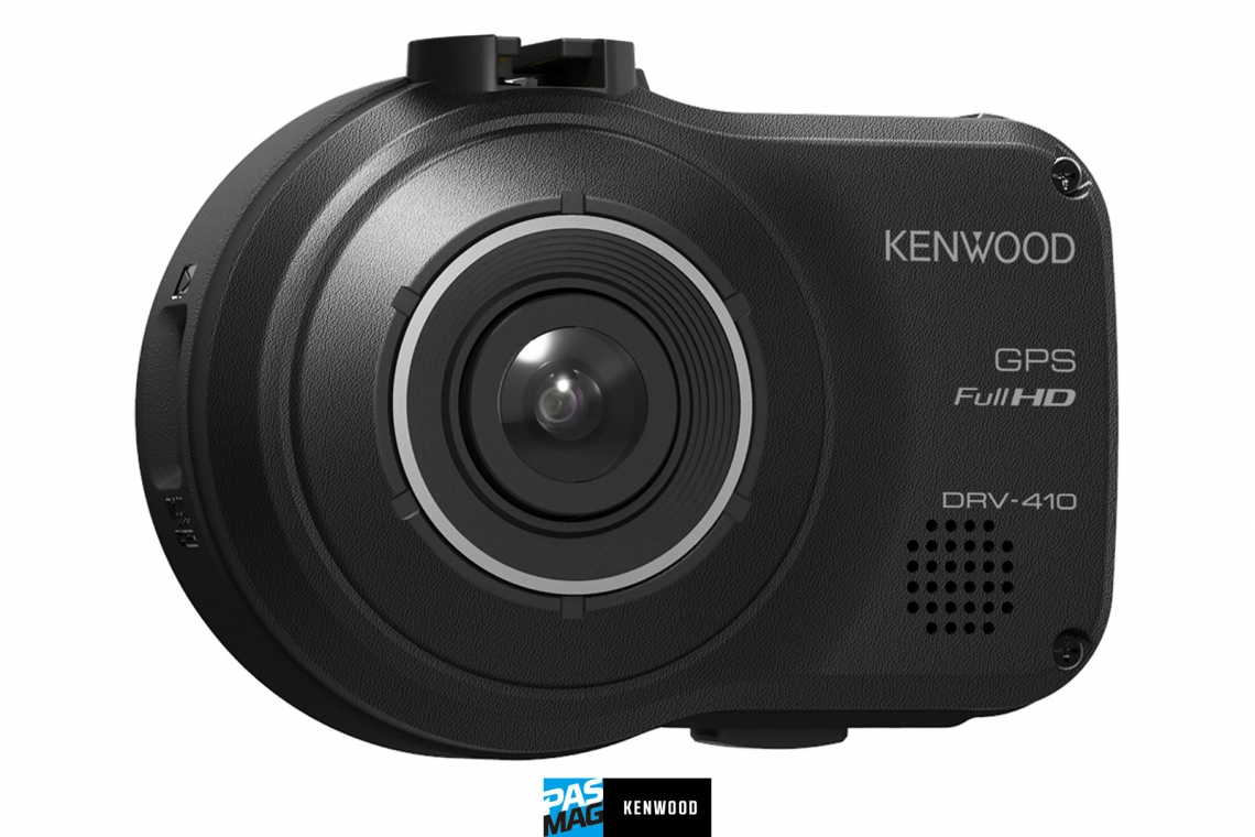 High Definition Recording And Driver Safety: Kenwood DRV-410 Dashboard Camera