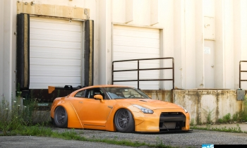Driven To Cure: How An Orange GT-R Is Paving The Way Towards A Rare Cancer Treatment