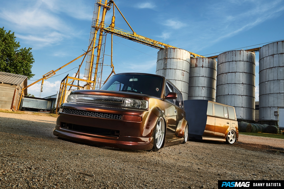 Double Take: Patrick Mach's 2006 Scion xB RS 4.0