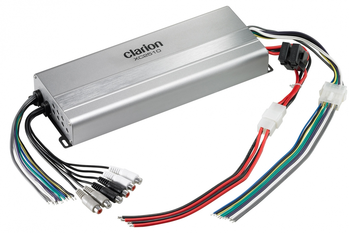 Clarion XC2510 Compact Amplifier Review