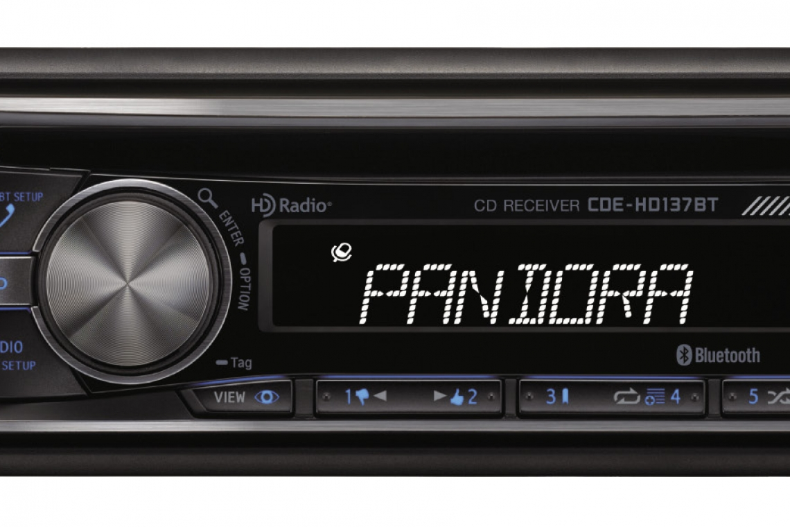 Alpine CDE-HD137BT CD Receiver Review