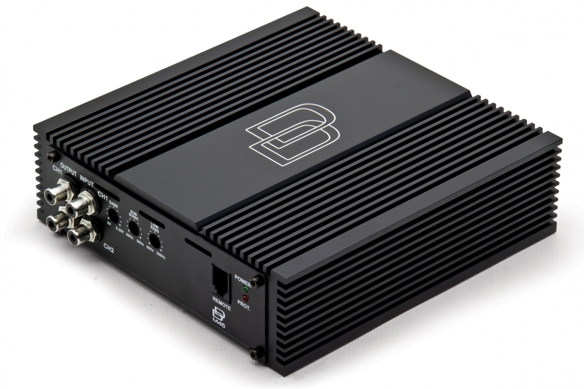 Digital Designs M45 Amplifier Review