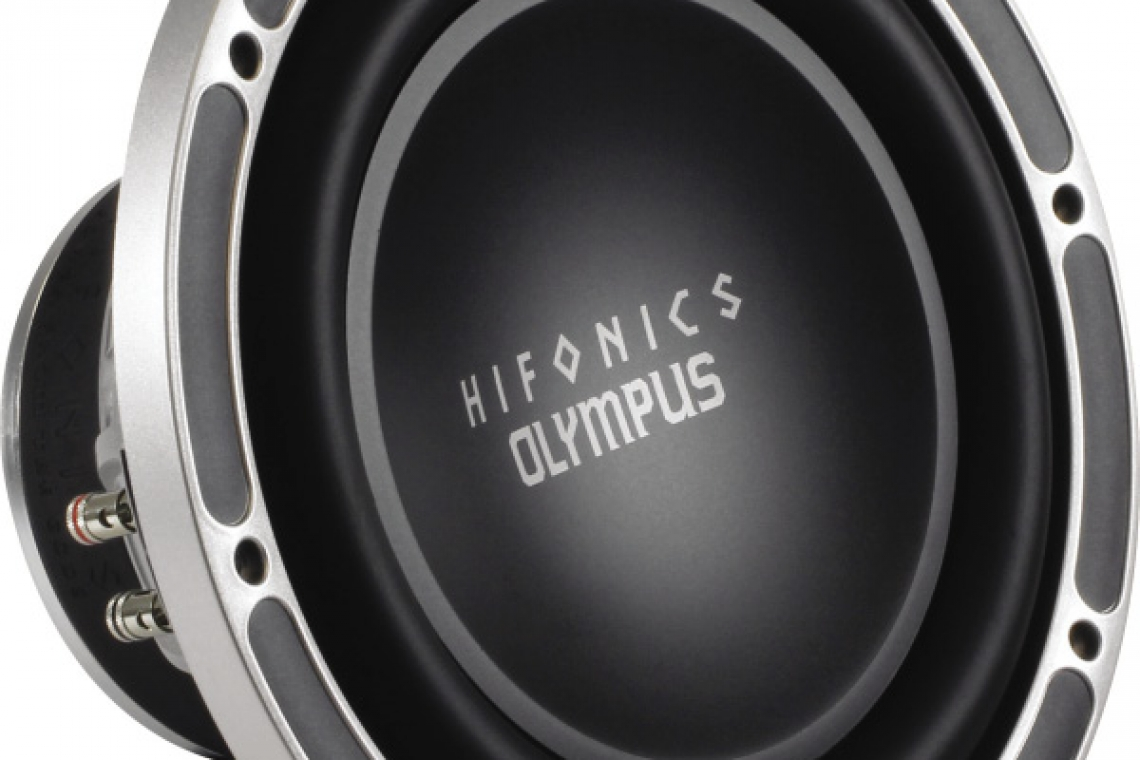 "Hifonics OLM1600D2 12"" Woofer Review"