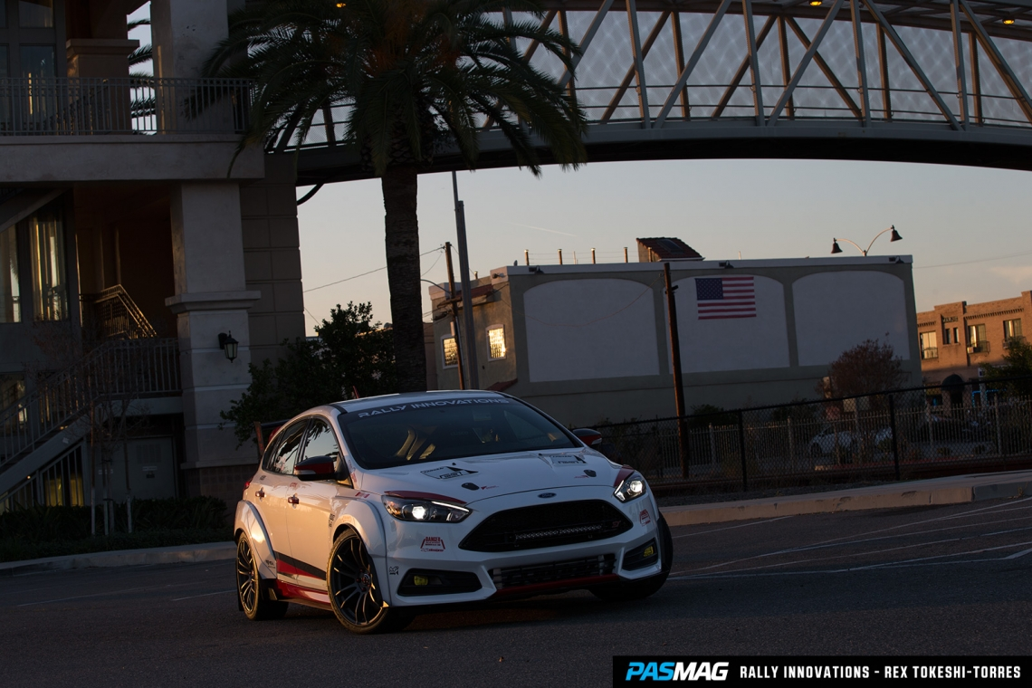 Master Grade: Rally Inovations' 2015 Ford Focus ST - Essentials