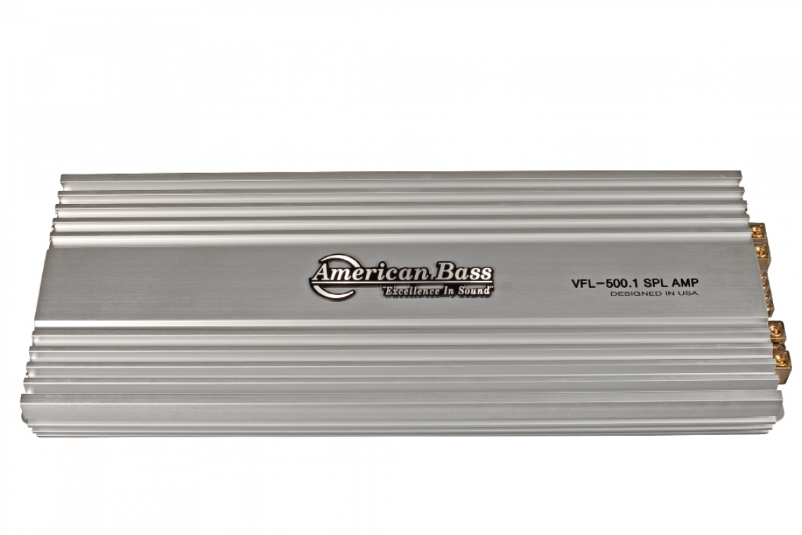 American Bass VFL-500.1 Amplifier - Page 2