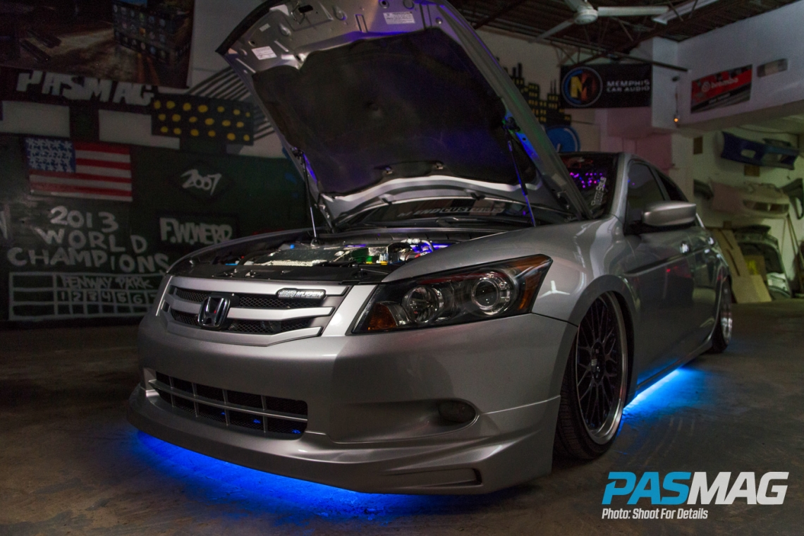 Light It Up: Peter Giuffre's 2010 Honda Accord EX-L