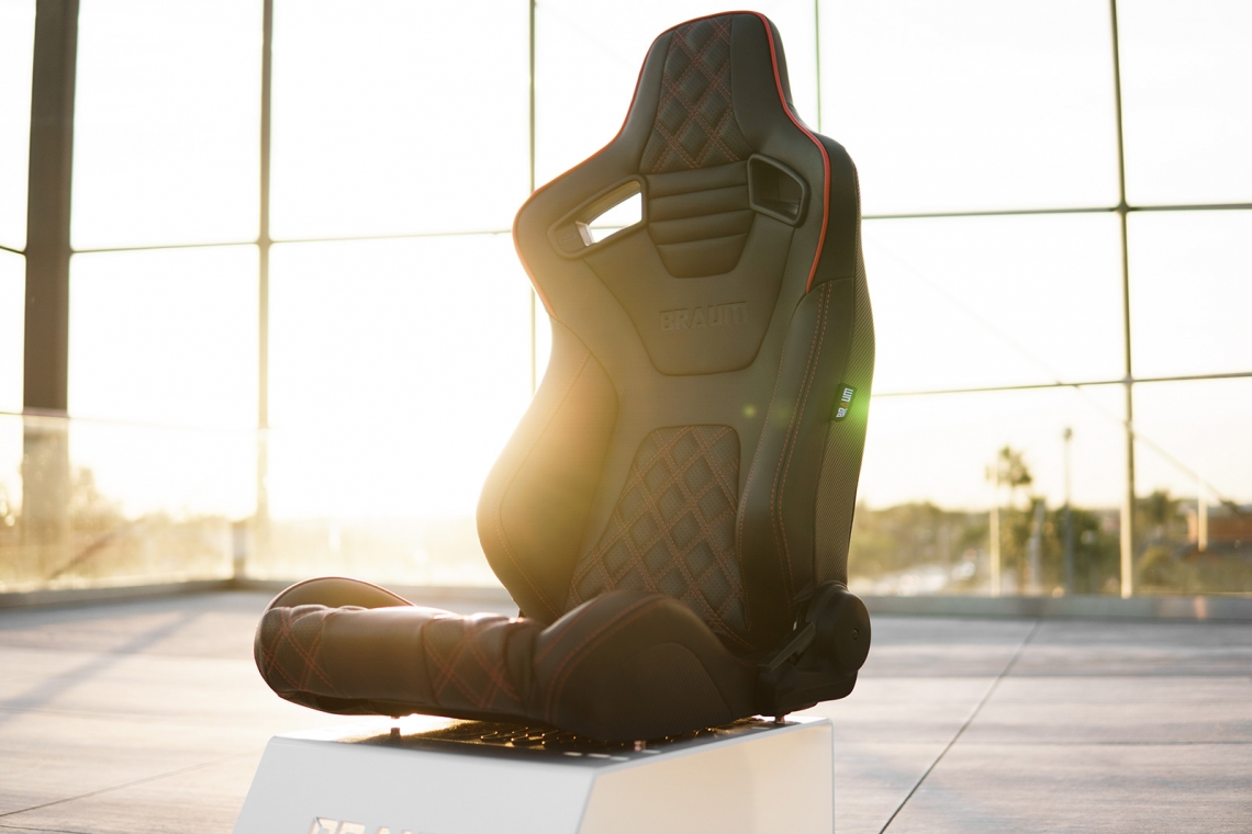 BRAUM Elite X Series Diamond Edition Seat