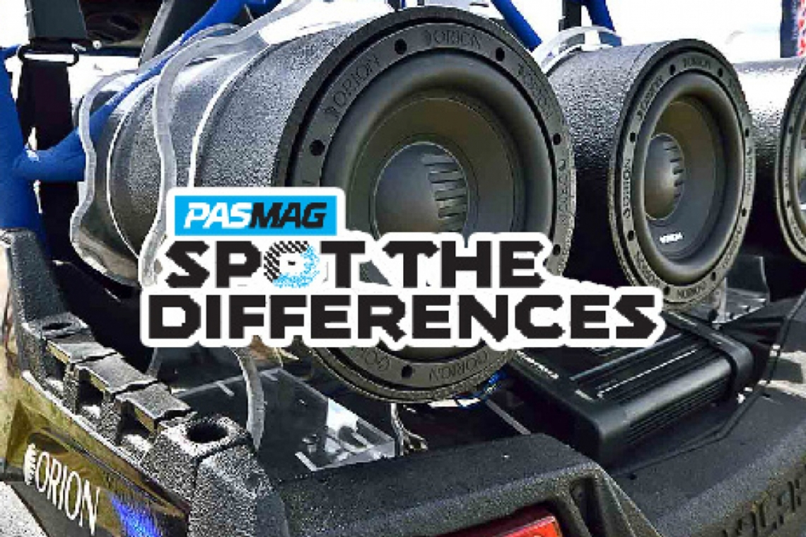 Spot The Differences: Car Audio, Vol. 9