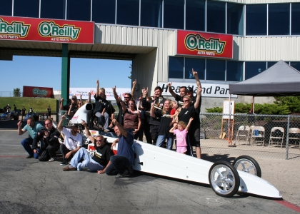 Aeromotive Named the Official Fuel System for Frank Hawley's Drag Racing School