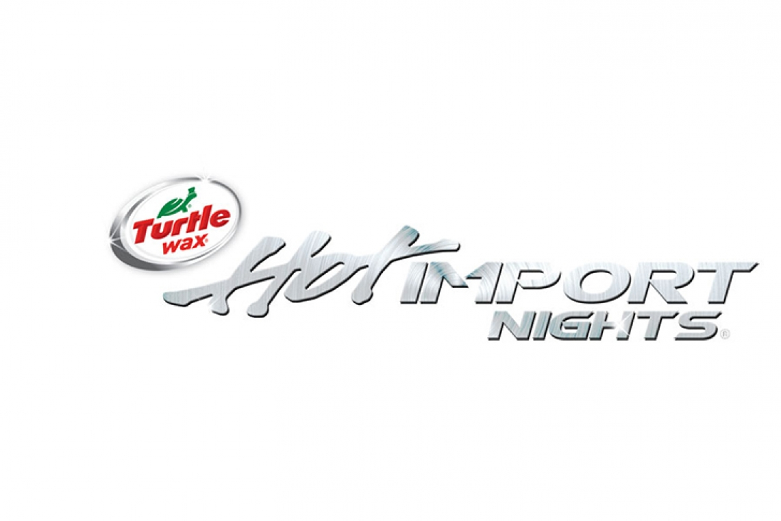 Hot Import Nights and Turtle Wax Announce Global Tour Partnership