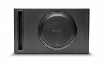 Rockford Fosgate Punch 12-Inch 500-Watt Powered Enclosure Now Available
