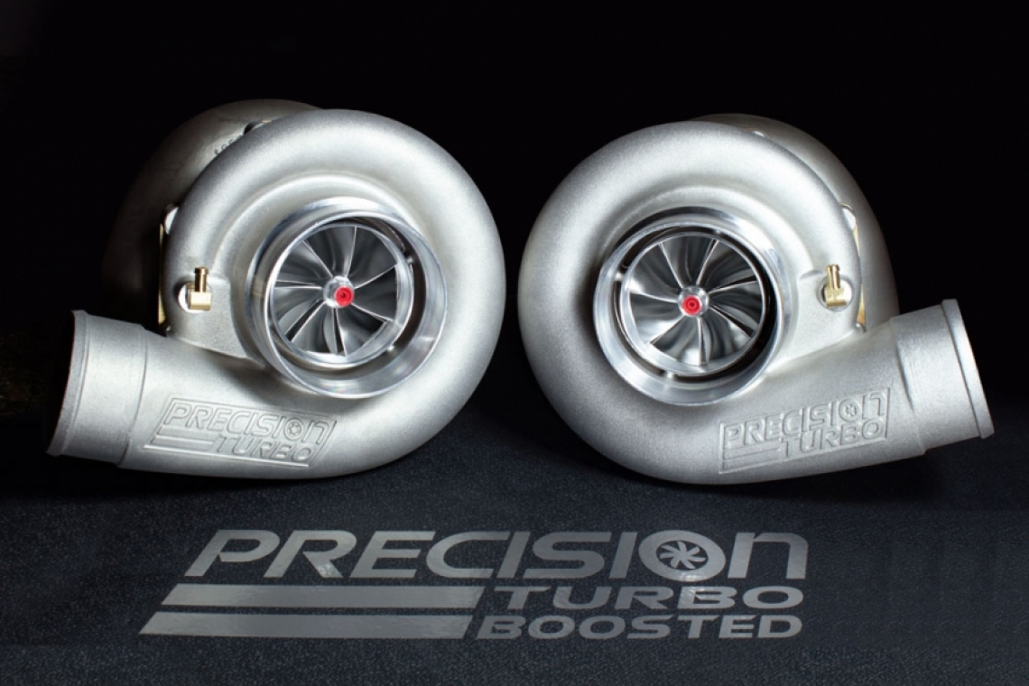 Precision Turbo: All New Mirror Image Gen2 PT7675 Turbochargers Released