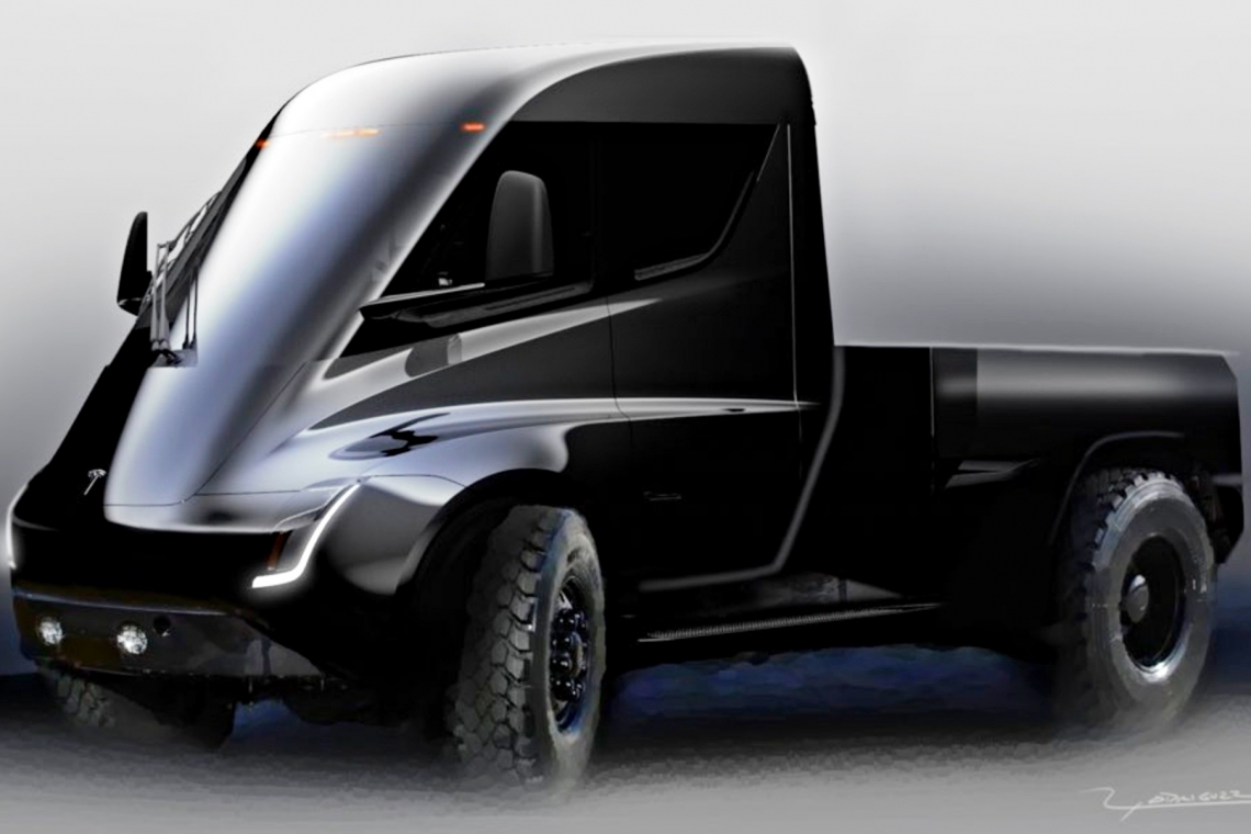 Rise of the Electric Trucks