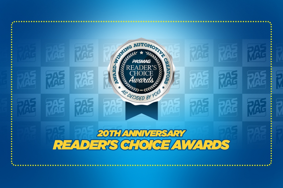 PASMAG Reader's Choice Awards
