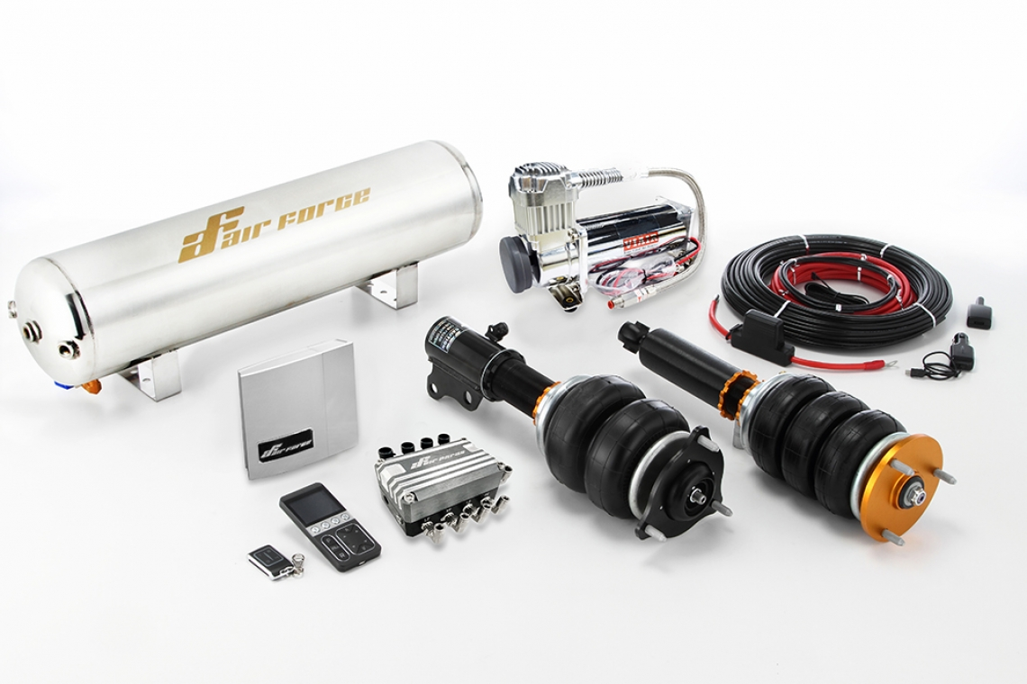 Air Force Suspension Super Performance Kit