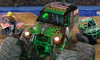 Monster Jam Triple Threat Series: Adrenaline-Charged Family Entertainment