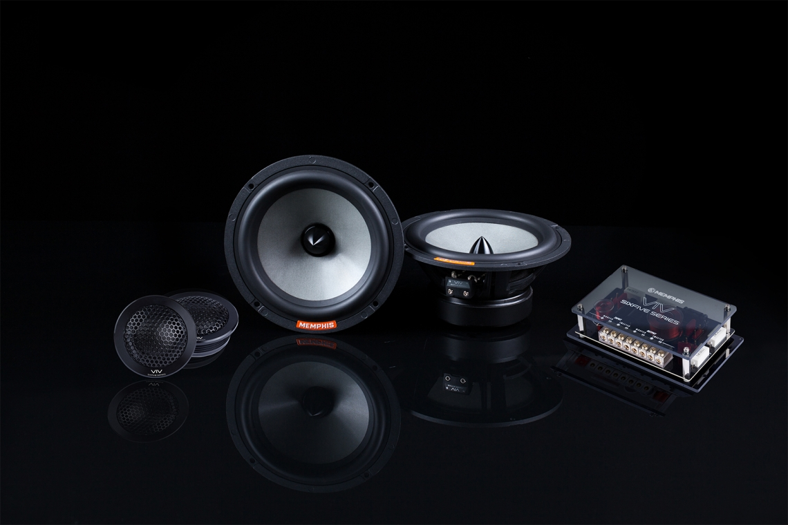 Memphis Audio VIV60C Component Speakers