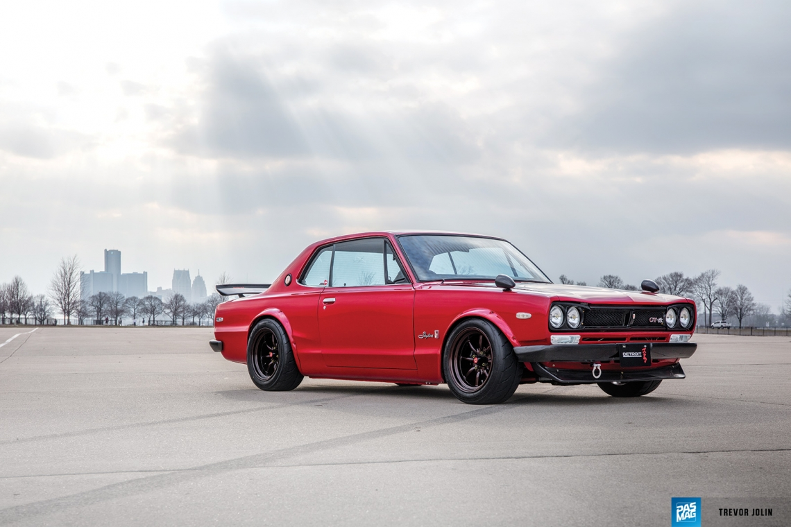 No Constraints: A Hakosuka Build Inspired By A Lack Of Restrictions