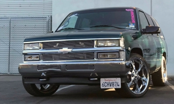 dBDRA Competitor: Brian Nyman's 1997 Chevrolet Tahoe