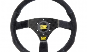 OMP America 360 Carbon S Steering Wheel