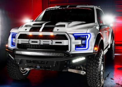 Oracle Lighting Launches 2015-2019 Ford F-150 LED Off-Road Side Mirrors at 2019 SEMA Show