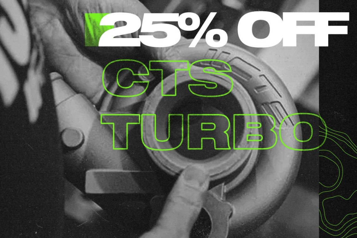 Black Forest Industries: CTS Turbo Black Friday Deals