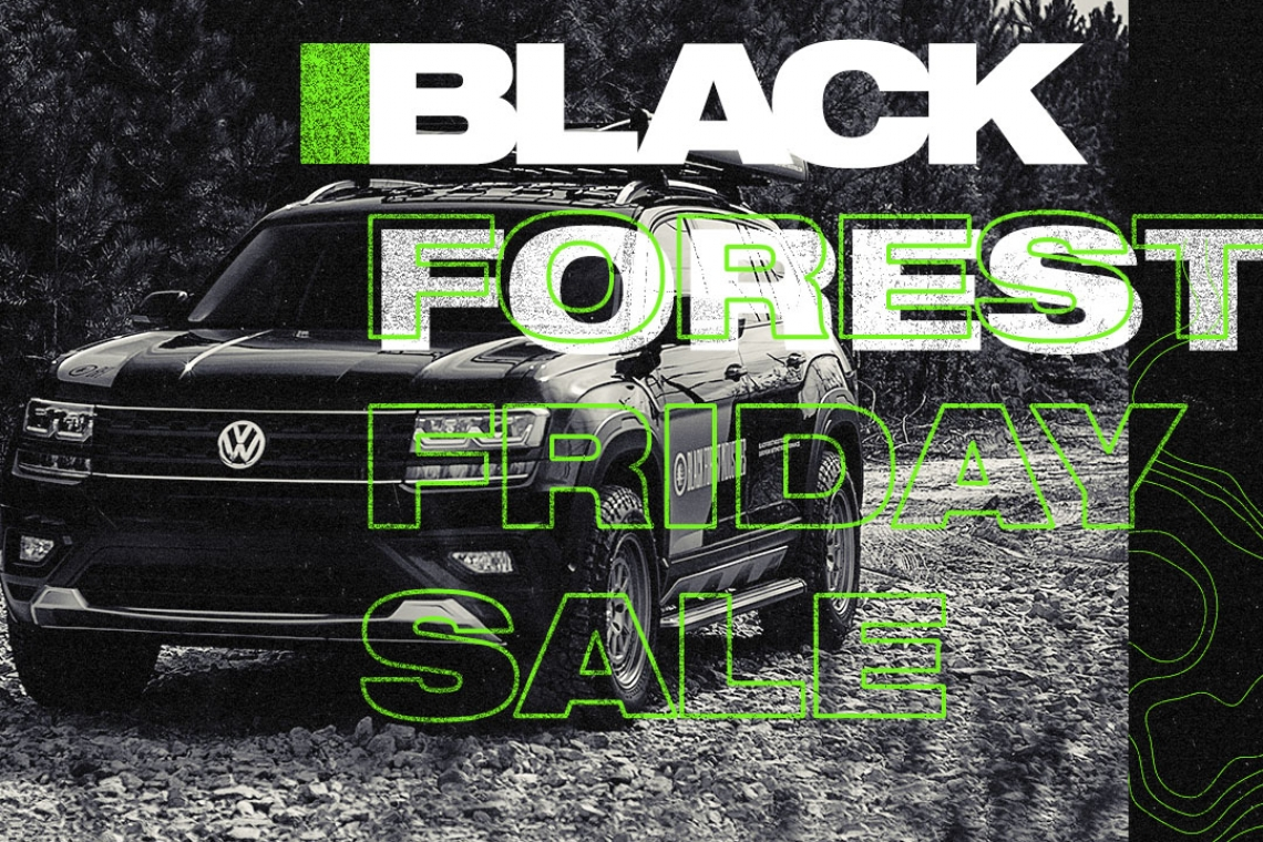 Black Forest Industries: Black Friday Deals Are Live!