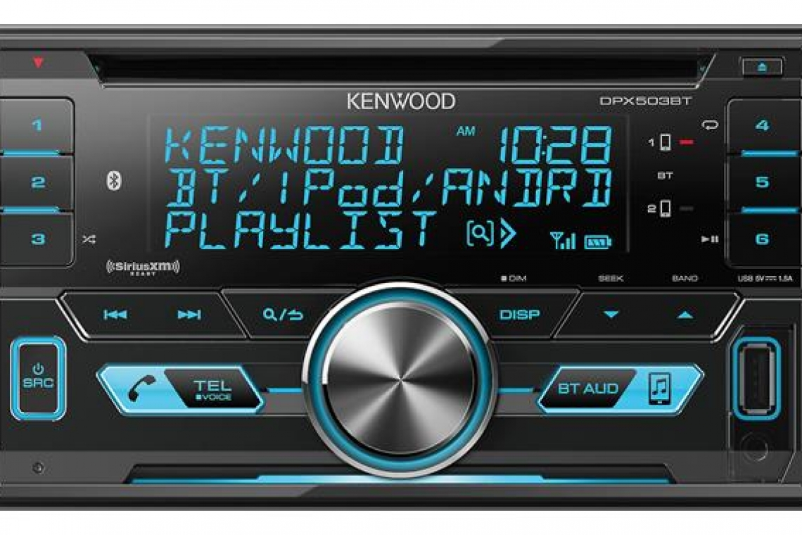 Kenwood Black Friday Deals at Crutchfield