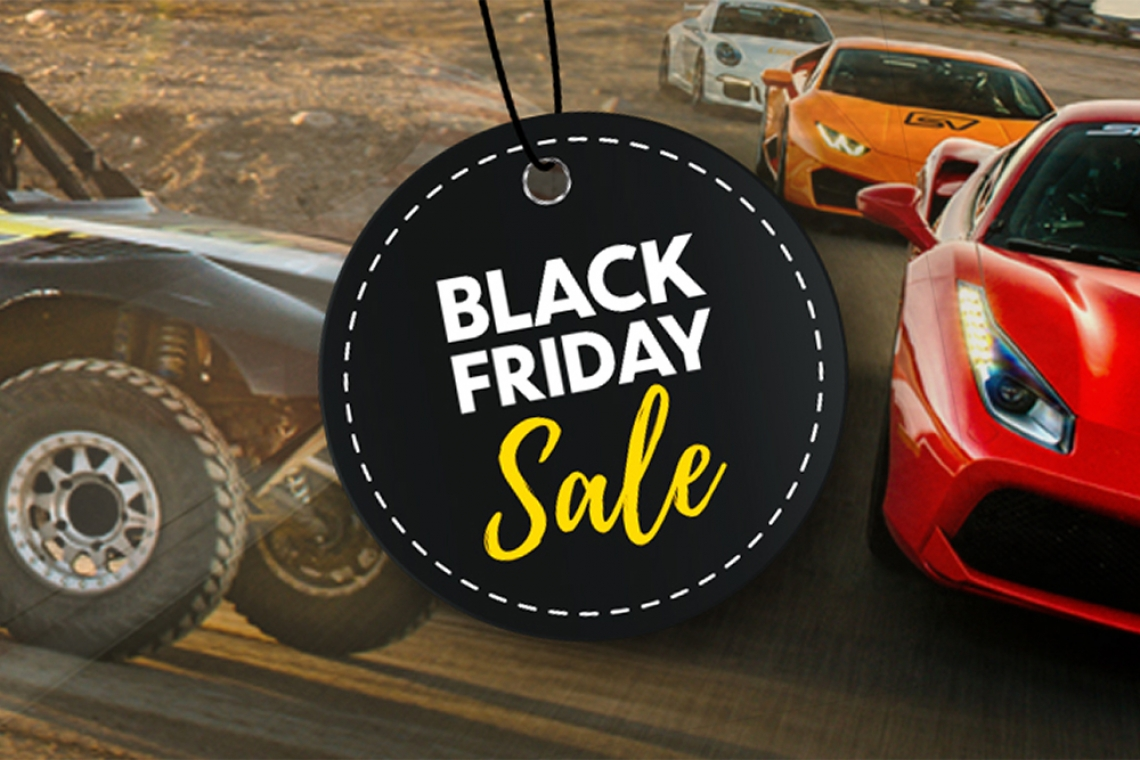 Speed Vegas Black Friday Sale