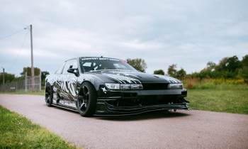 First Love: Mike Power's 1989 Nissan 240SX