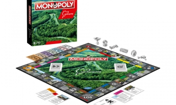 Nürburgring-Themed Monopoly Board Game