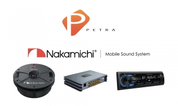 Petra Industries Partners To Distribute Nakamichi Car Audio Line Of Premium Car Audio Products