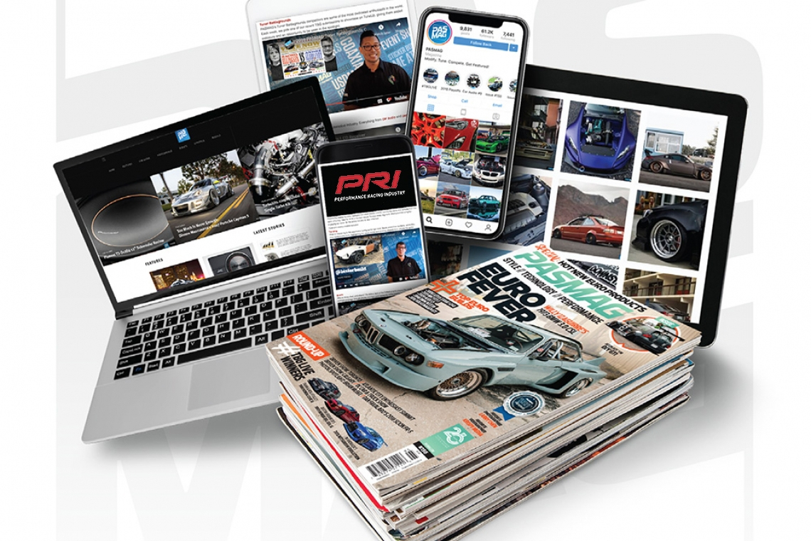 The 2019 Ultimate Featured Products Showcase Guide of Performance Racing Industry (PRI)