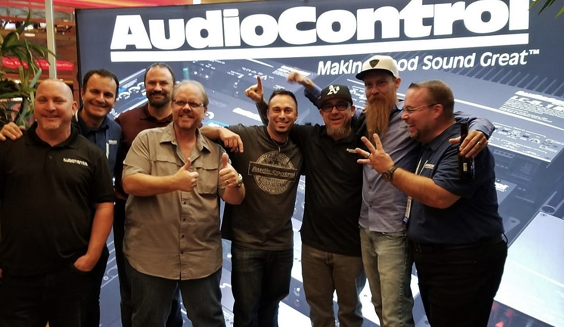 AudioControl Mobile Solutions SEMA 2019 PASMAG group