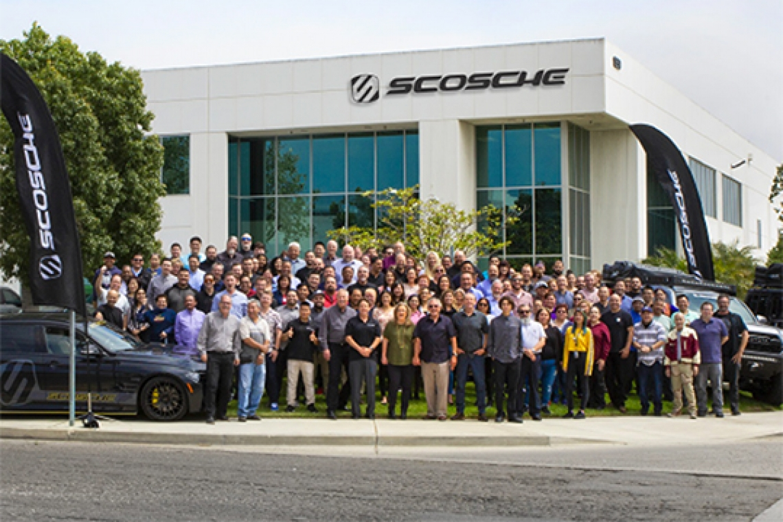 SCOSCHE® Industries Celebrates 40 Years of Innovation