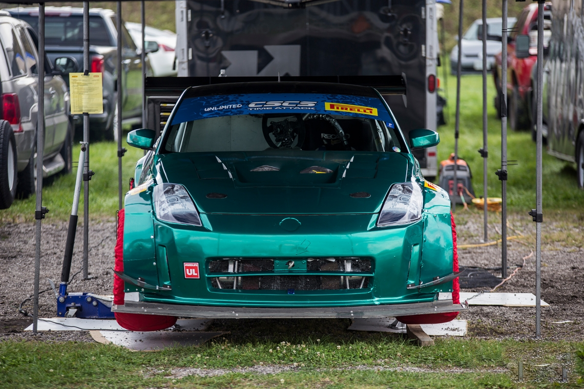 KELS: A 350Z That Beat The Odds, As Well As The Records