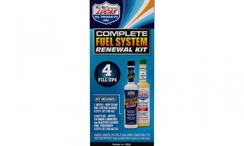 Restore Vehicle Performance With Lucas Oil Complete Fuel System Renewal Kit