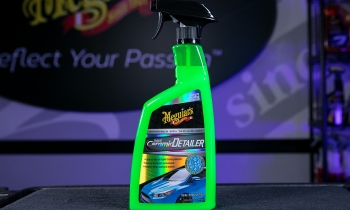 Meguiar's Announces New Hybrid Ceramic Detailer