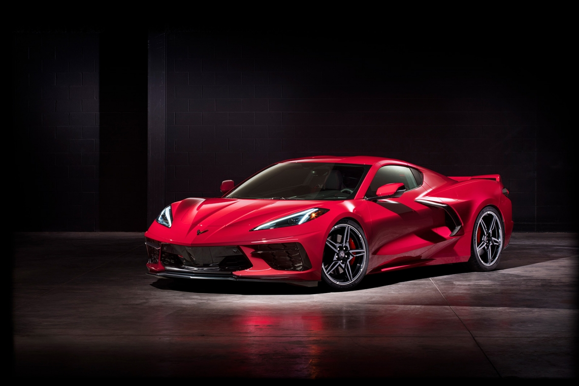 Chevrolet Unveils First-Ever Mid-Engine Corvette