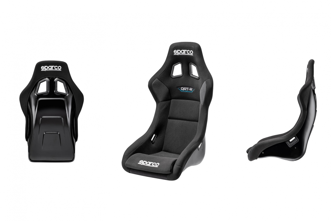 Sparco QRT-R Competition Seat